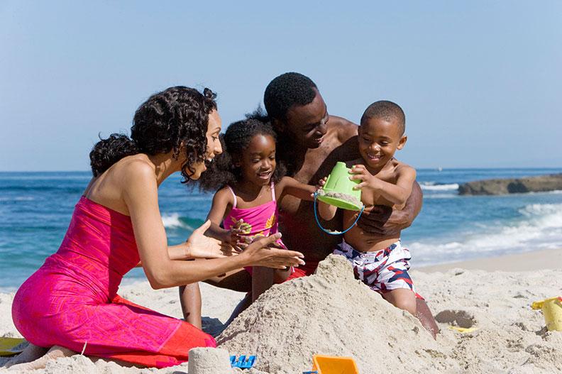 Aproveite o Feriado Consciência Negra num hotel beira mar em Ubatuba