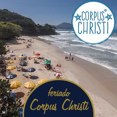 Feriado de Corpus Christi no Recanto