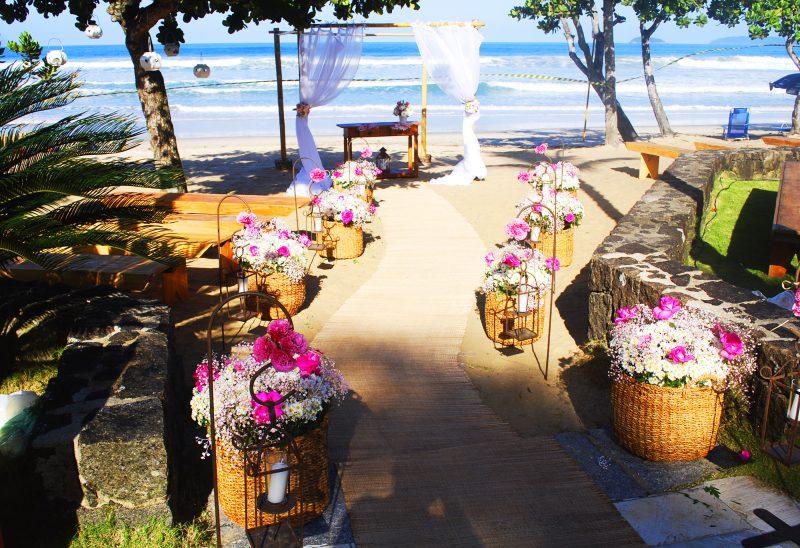Como organizar um casamento na Praia?