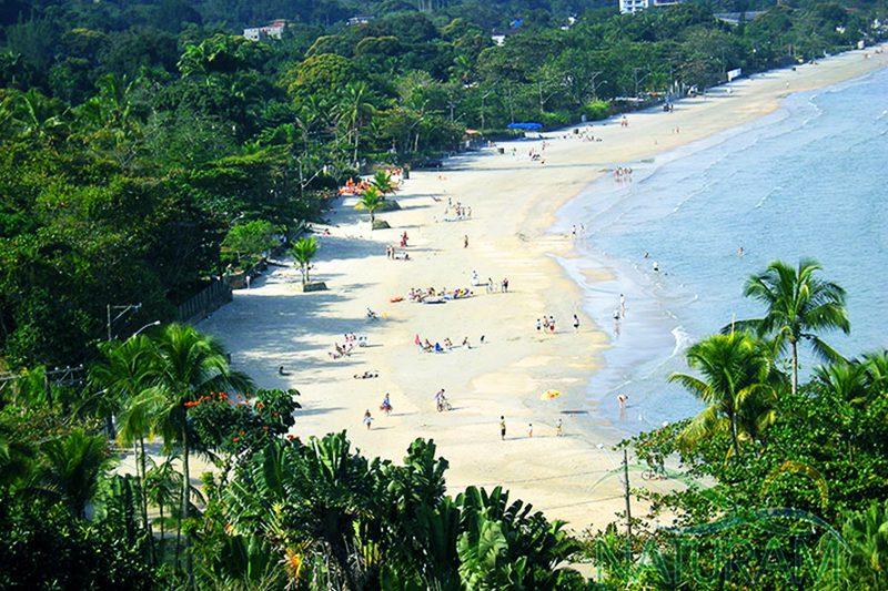 Praias de Ubatuba: Enseada