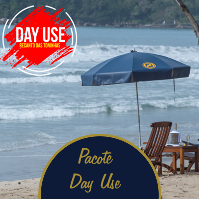 Pacote Day Use