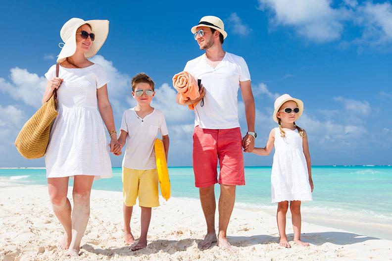 Férias de Verão: Planeje sua viagem para a praia