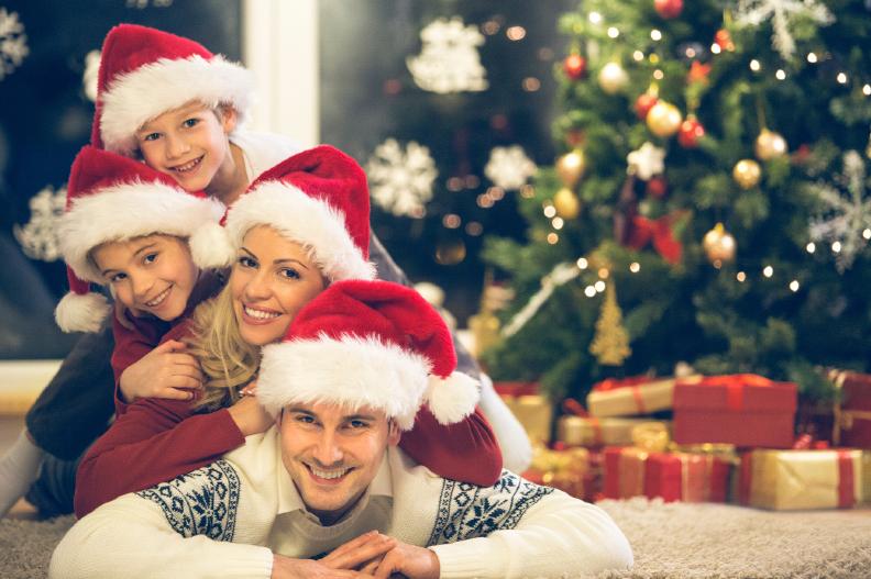 Festa de Natal: Comemore a data com o Recanto das Toninhas