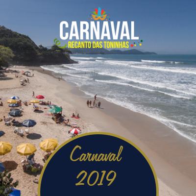 Carnaval em Ubatuba no Recanto